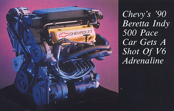 Pacecar Engine